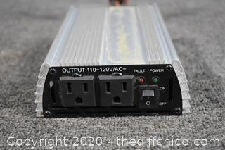 Working Power Inverter-tested works fine