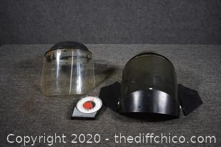 Welding Helmet, Shield and More