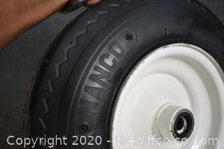 15 1/2in dia Trailer Tire