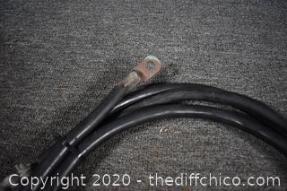 10ft Ground Cord