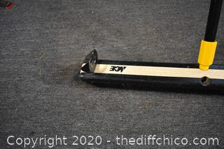 62in long Ace Push Broom