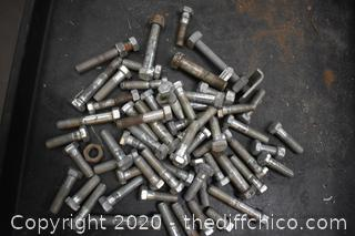 Lot of Bolts