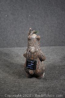 Untested Solar Bear