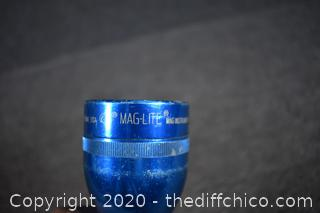 Working Mag Light