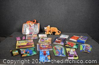 Mixed Lot of NIB Toys