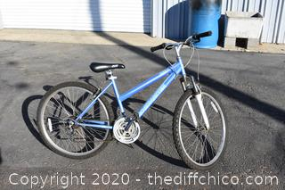 26in RoadMaster Bike