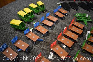 New HO Scale Farm Equipment