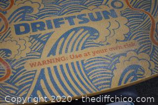 DriftSun Balance Board