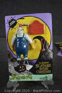 NIB Nightmare Before Christmas Figure