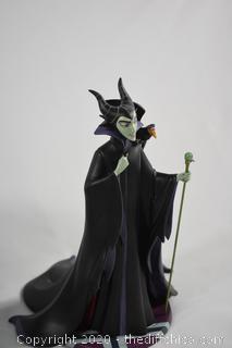 NIB Walt Disney Collection Sleeping Beauty Evil Enchantress-40th Anniversary