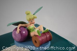 NIB Walt Disney Collection Peter Pan Little Charmer Tinker Bell