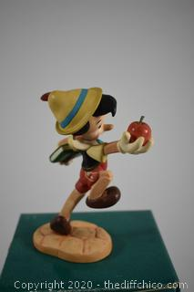 NIB Walt Disney Collection Pinocchio - Good Bye Father