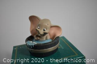NIB Walt Disney Collection Dumbo Simply Adorable