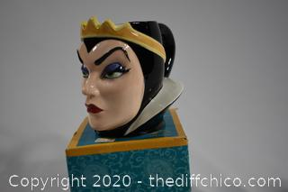 NIB Walt Disney Queen Mug