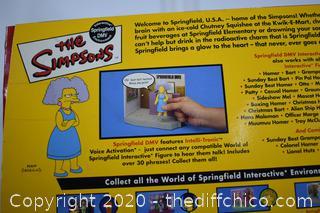 NIB The Simpsons Selma Bouvier