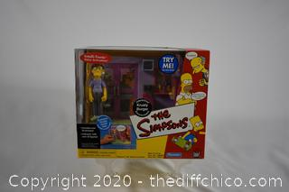 NIB The Simpsons Pimply Faced Teen