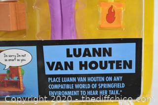 NIB The Simpsons Luann Van Houten