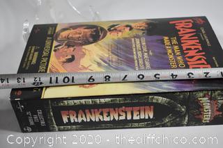 NIB Frankenstein Figure
