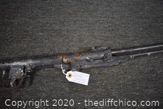 Gun - does not shoot
