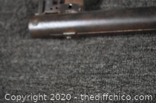 Winchester Pellet Gun-does not shoot