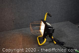Working Portable Light
