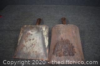 2 Shovel Heads