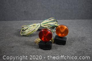 40ft Magnetic Tow Light