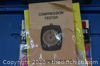 Compression Tester 'as is'