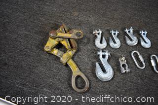 Tow Chain Hooks and More