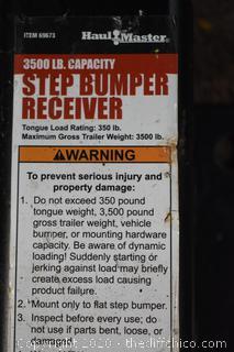 Step Bumper Receiver