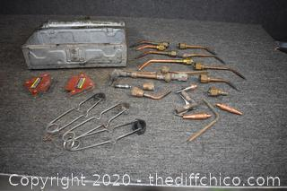 Box of Torches, Tips and More