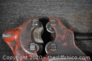 Ridgid 2 1/2-4in Pipe Cutter