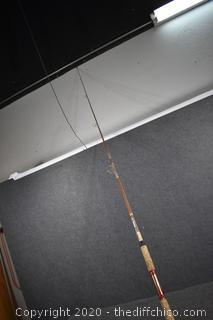 98 1/2in Daiwa Fishing Rod
