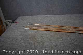 Bamboo Fishing Rod