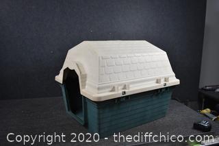 Plastic Animal House