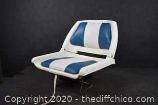 Folding Boat Seat