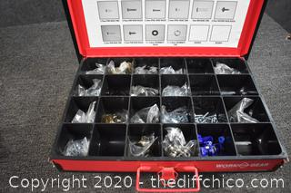 Work Gear Tool Organizer plus Contents