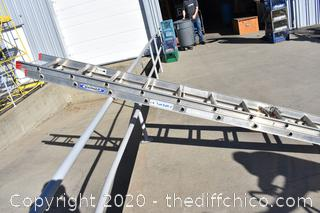 Werner 16ft Extension Ladder