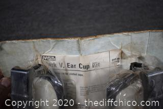 Replacement Ear Cap Kit