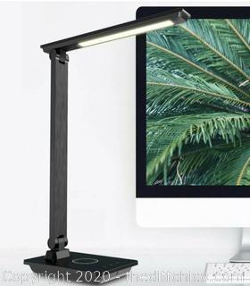 BRAND NEW Taotronics Qi Wireless Charging Base LED Desk Lamp Model