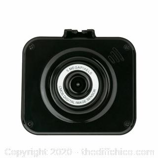 Scosche JD DVR Night Vision Suction Cup Dash Camera