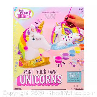 Paint Your Own Unicorns - It's So Me!