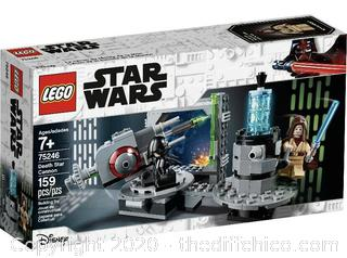 LEGO Star Wars: A New Hope Death Star Cannon Advanced Building Kit with Death Star Droid 75246