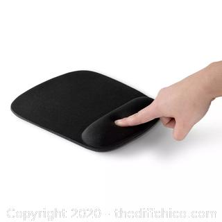 NEW Handstands Memory Foam Mouse Mat Mouse Pad with Wrist Rest