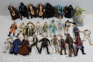 STAR WARS COLLECTABLE FIGURE LOT #5