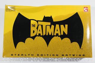THE BATMAN STEALTH EDITION BATWING