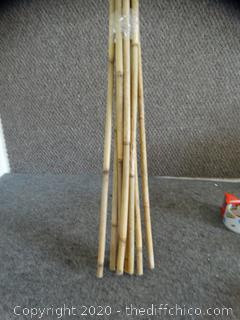 Bamboo Sticks (10)