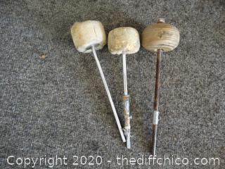 Drum  Pieces