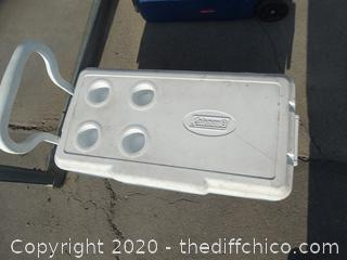 Coleman Rolling Ice Chest