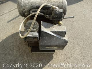 110 Air Compressor 2HP WKS